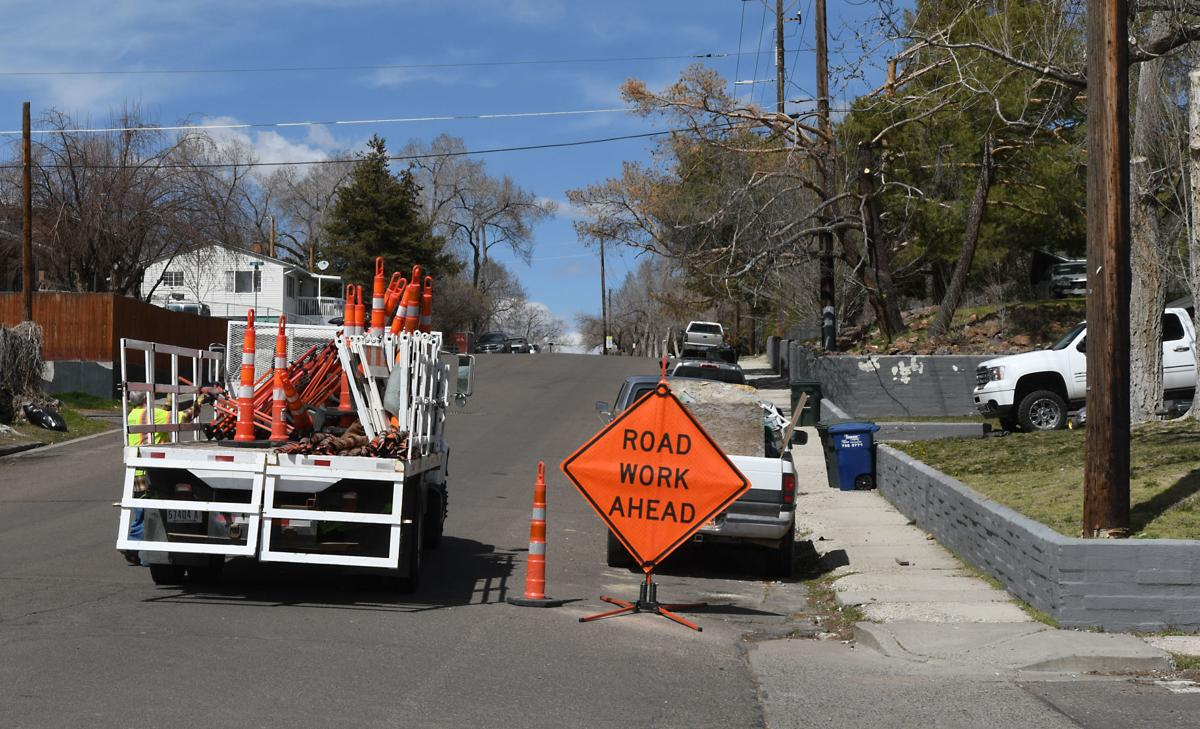 City approves summer road construction