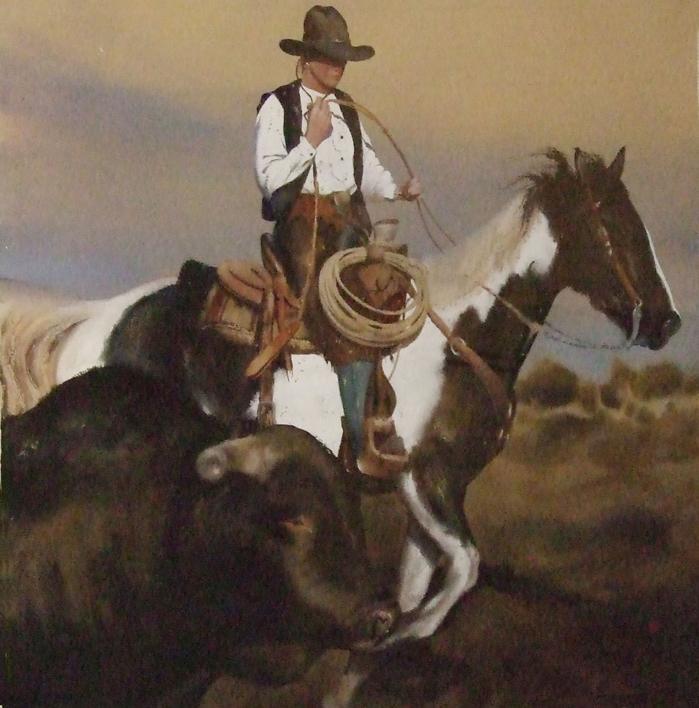 Special Western Art Exhibit To Feature William Matthews