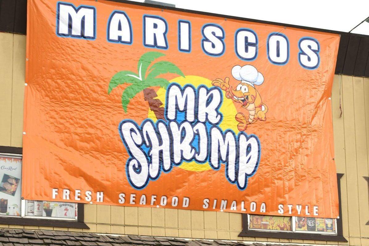 Mr. Shrimp Mariscos