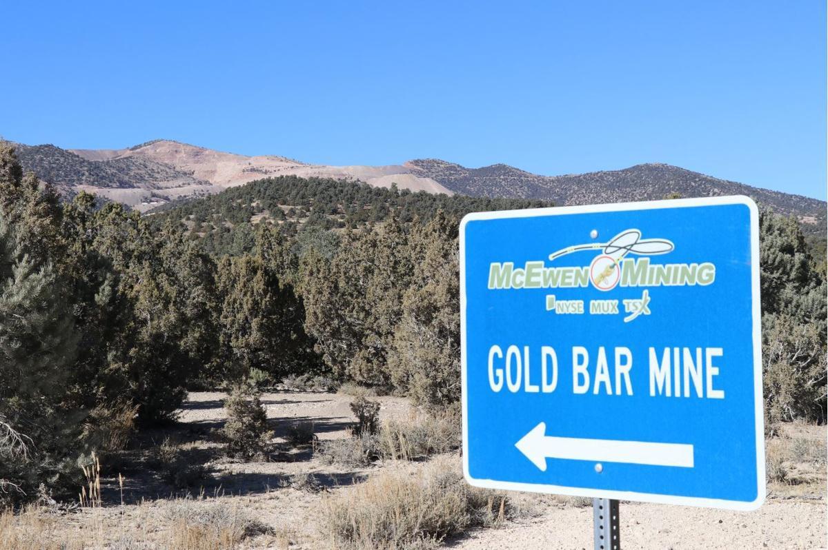 Gold Bar Mine