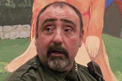 Sheriff Aitor Narvaiza