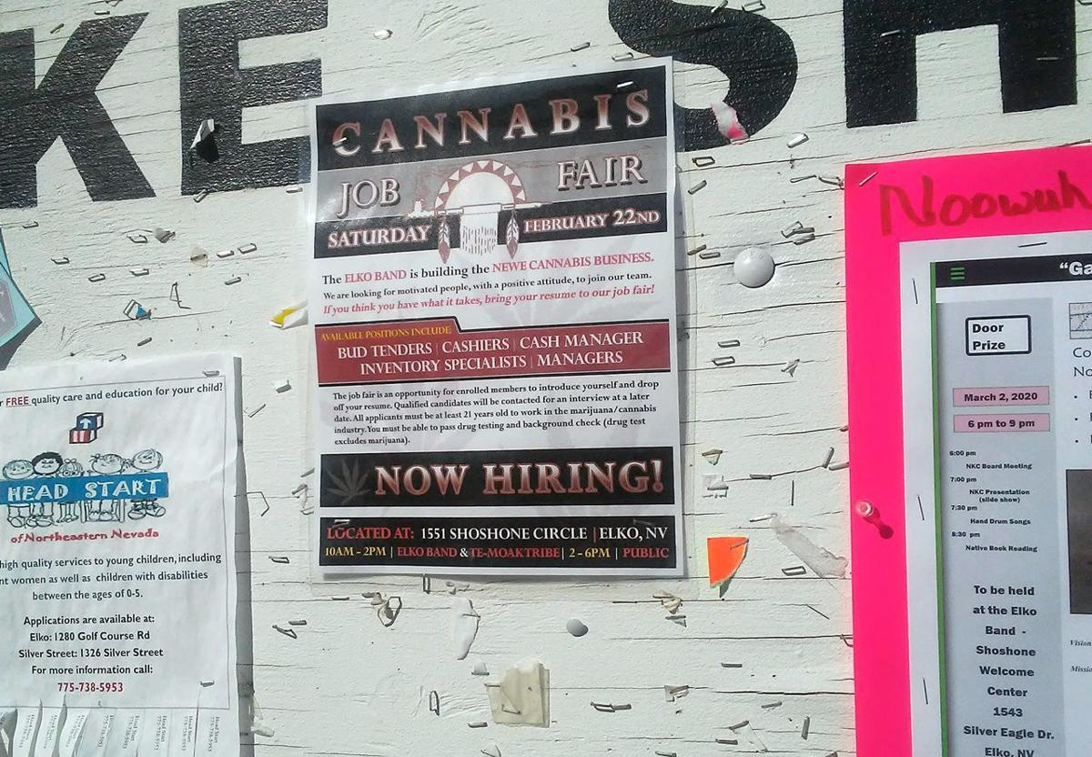 Cannabis job fair