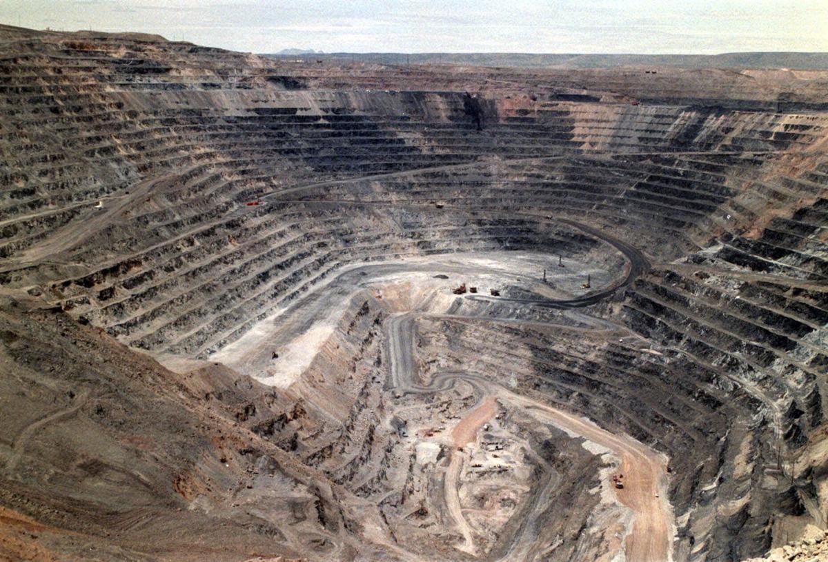 Barrick Goldstrike Mines logo