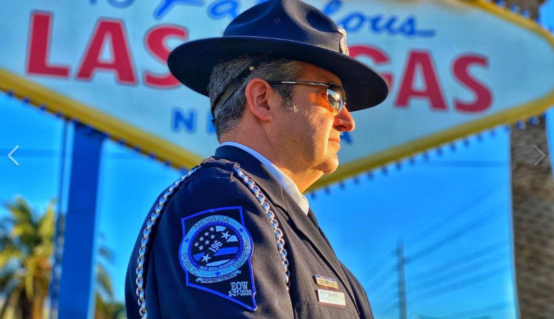 Patches honor Elko Sgt. Ben Jenkins