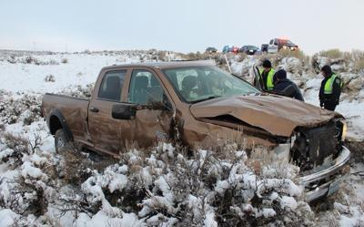 Elko man dies in rollover on Mountain City Highway