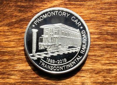 Promontory medallion