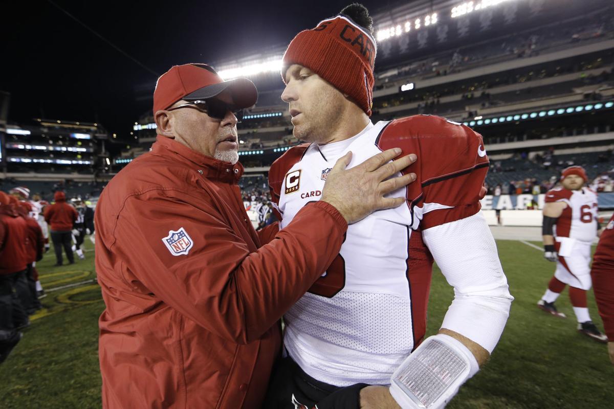 Cardinals Palmer Retires Football Football