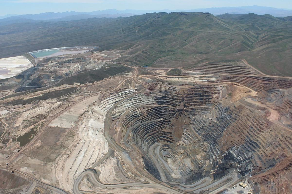 Barrick Production Up Thanks To Strong Nevada Gold Mines Performance Local Elkodaily Com