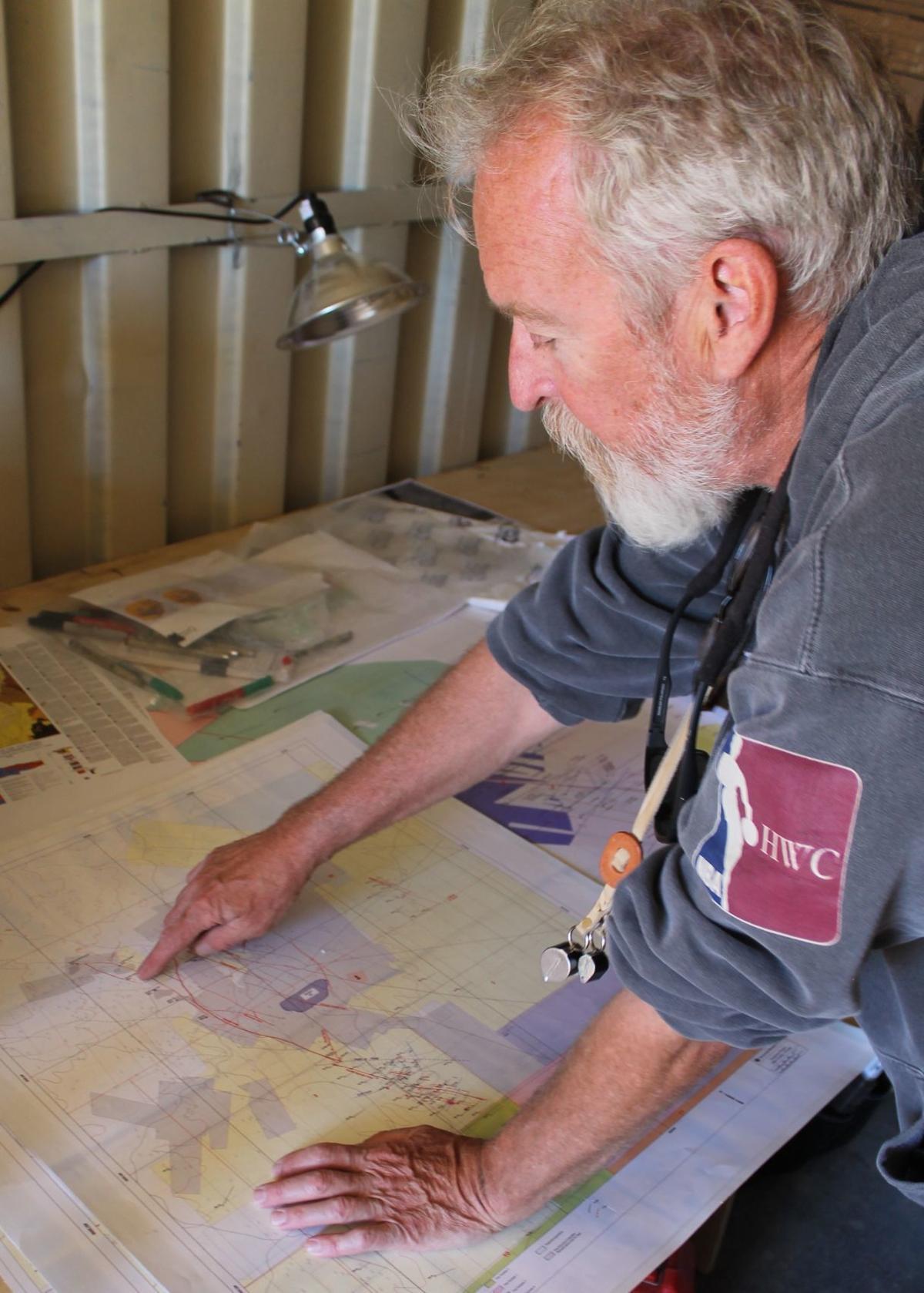 Tuscarora drill project