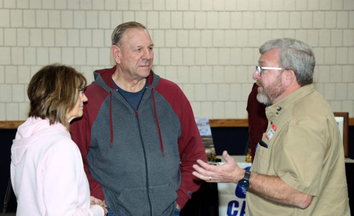 Miners' Rights Expo - Baker and Sauers