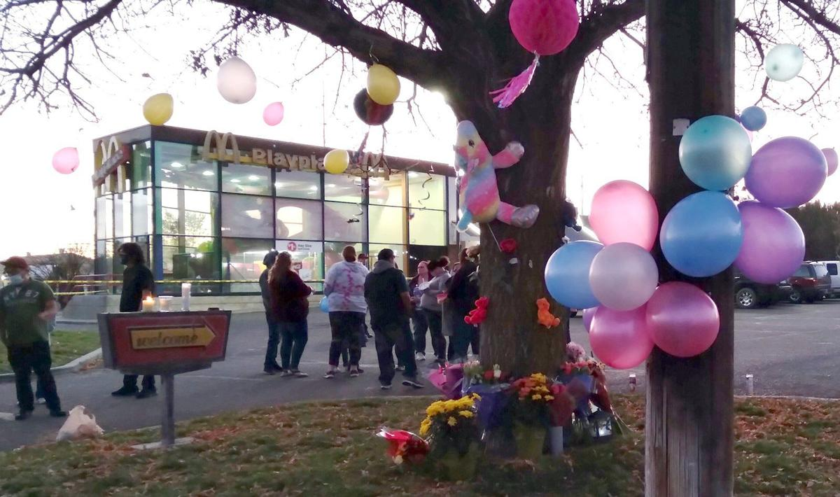 Deadly shooting at McDonald's