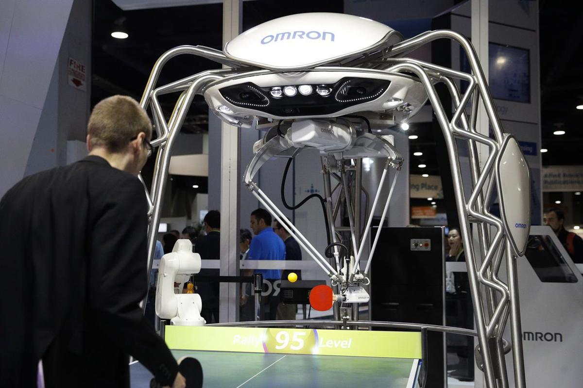 Gadget Show Omron