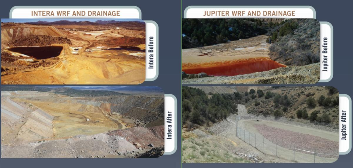 Nevada Excellence in Mine Reclamation Award winners honored