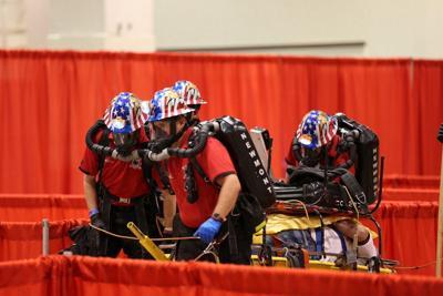 Carlin Mine Rescue Team