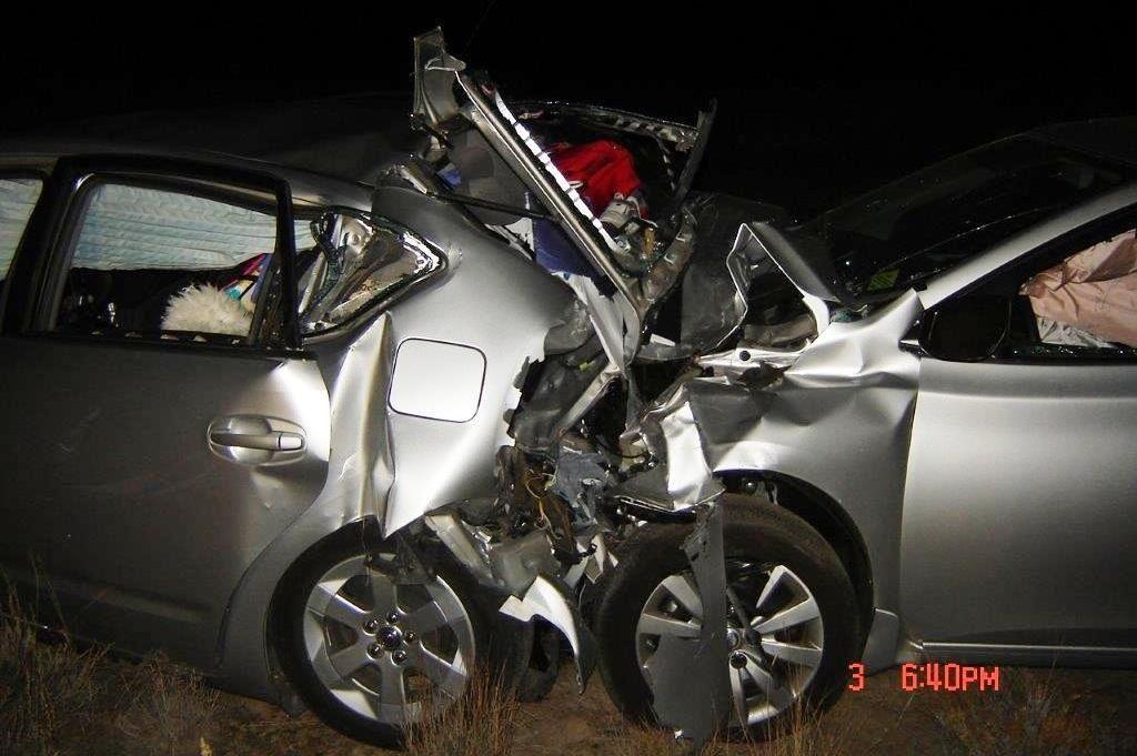 Las Vegas man dies in car crash near Wells | News ...