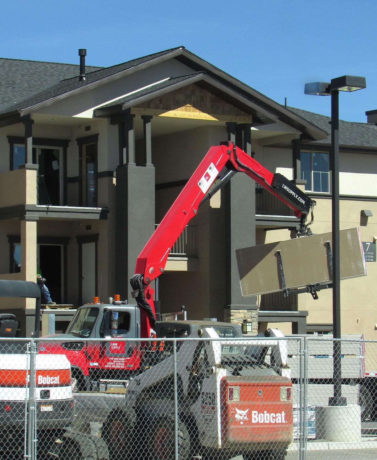 Local Apartments For Rent: Apartment Boom Changes Rental Climate In Elko