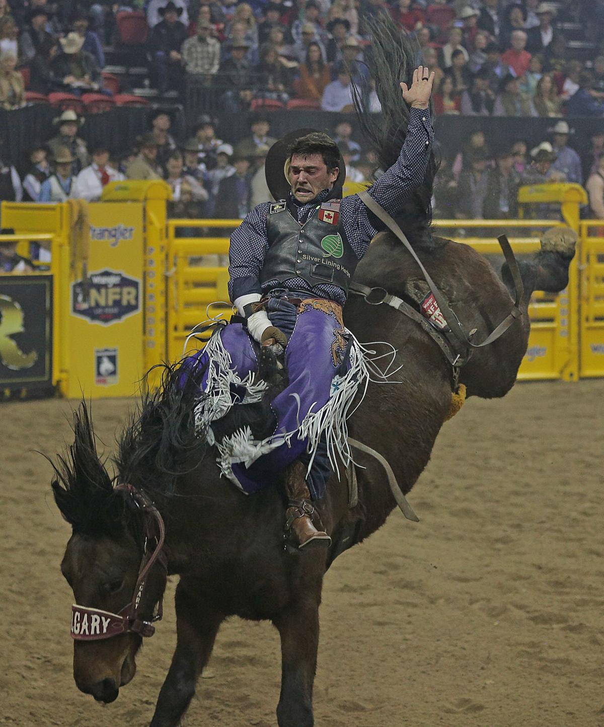 Wrangler National Finals Rodeo — Round 6 — Caleb Bennett 01.jpg