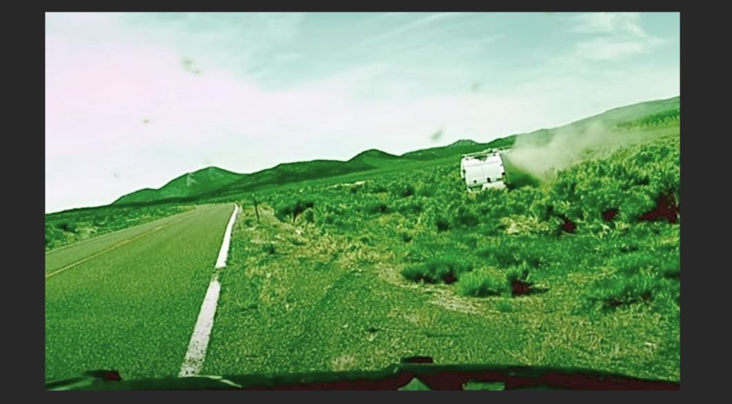 Highway shooting