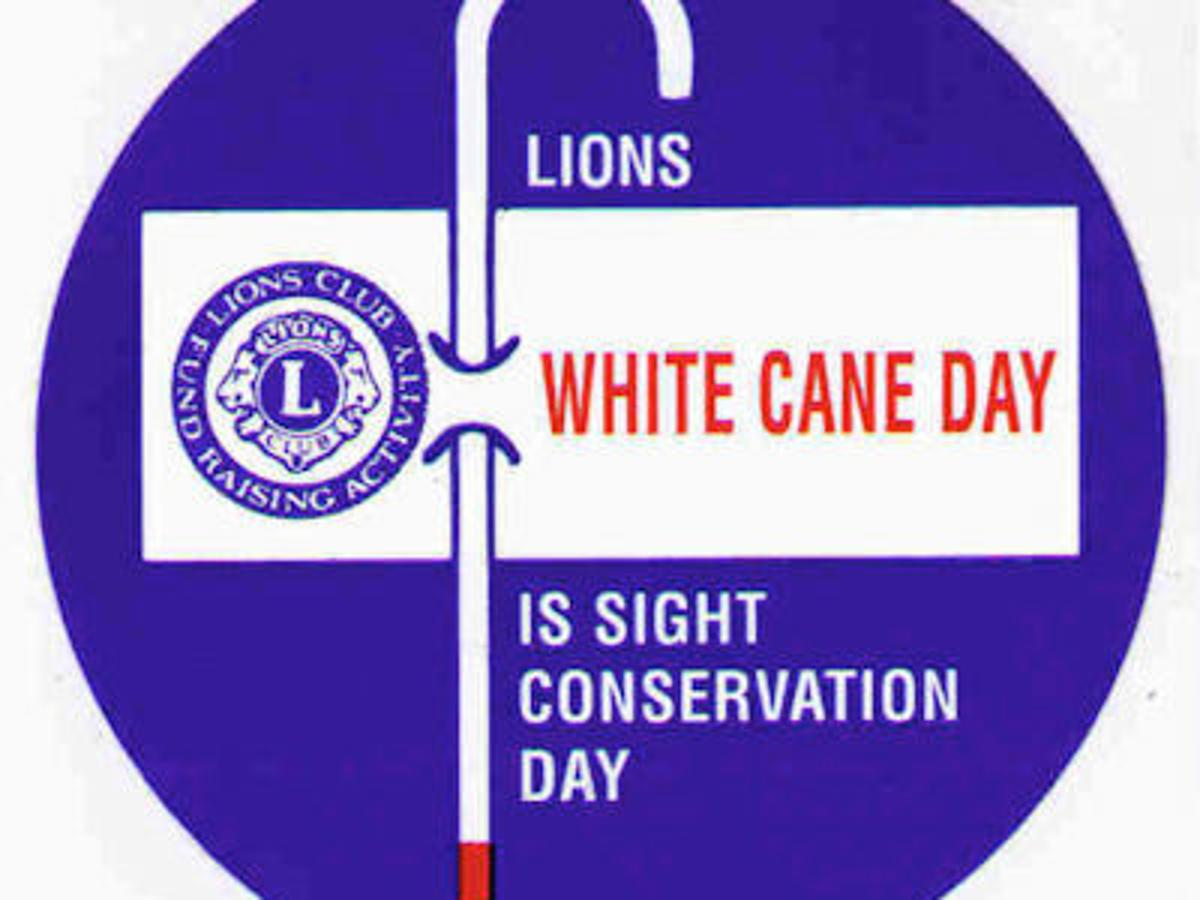 Lions Club White Cane Day Is Saturday News Elkodaily Com [ 900 x 1200 Pixel ]