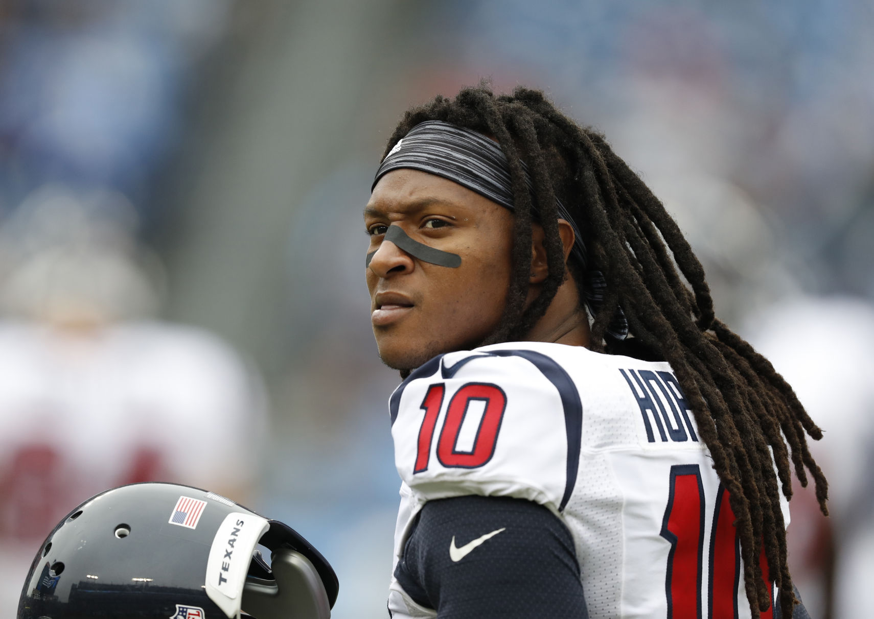 DeAndre Hopkins Inks Five Year Extension With Texans