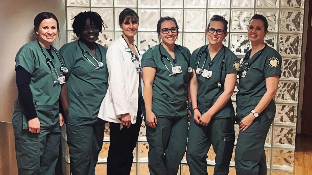 GBC nursing class of 2020