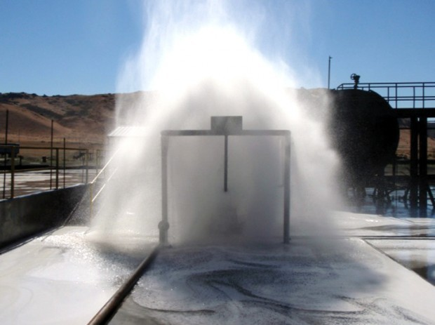 Unr Fire Science Academy Showcases Fire Containment System Local