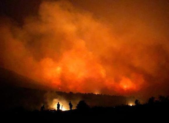 South Sugarloaf Fire