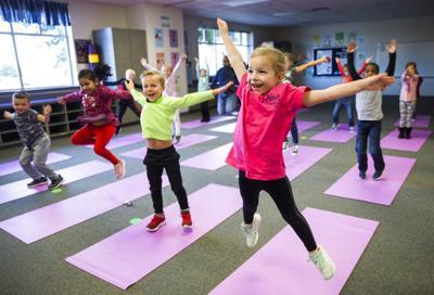 Exchange Schools Yoga
