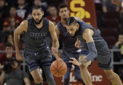 Undefeated Nevada Basketball