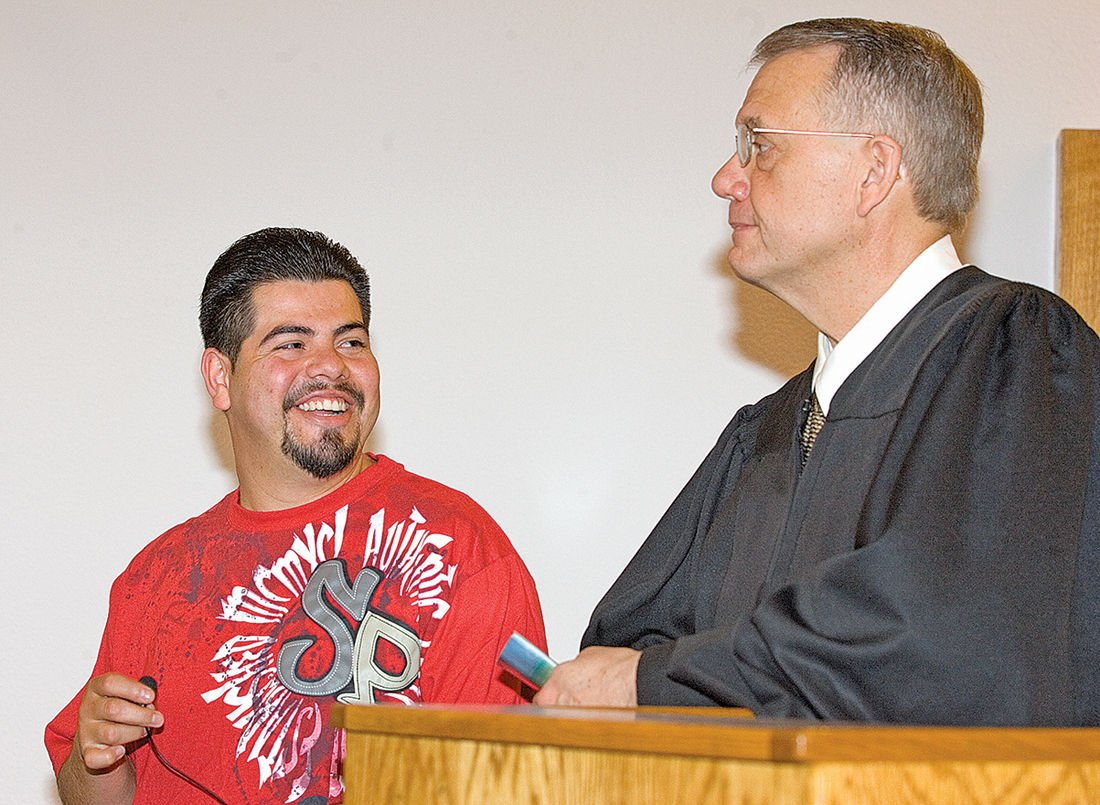 drug court graduation
