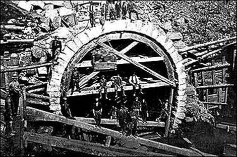 Hoosac Tunnel East Portal