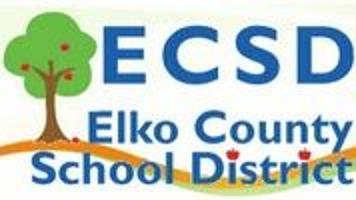 Elko County School District logo
