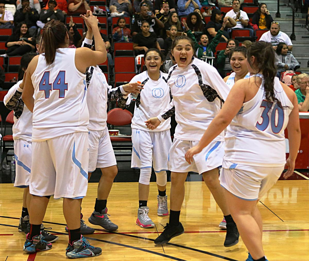 Tops in the state – Owyhee girls do it again | Local ...