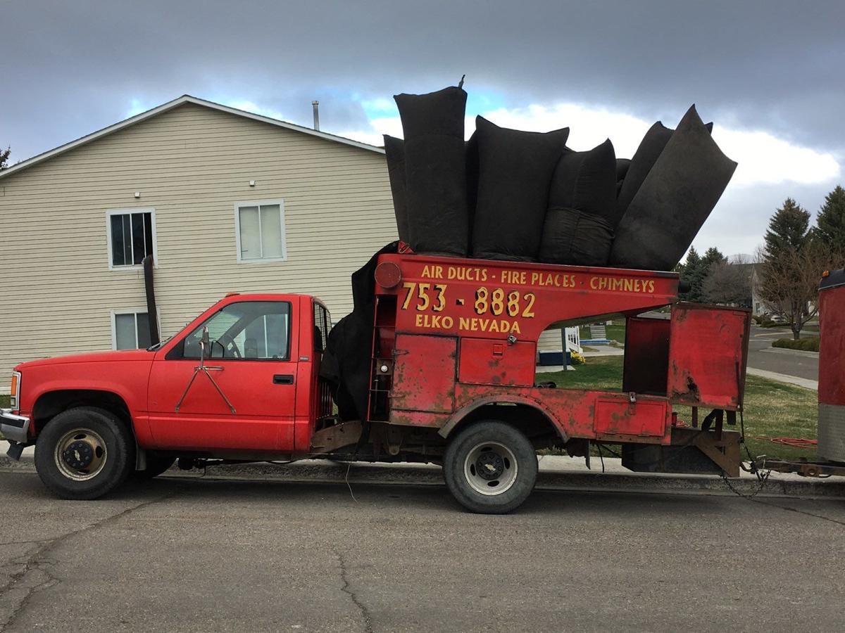 Sally The Furnace Cleaning Truck Elkodaily Com