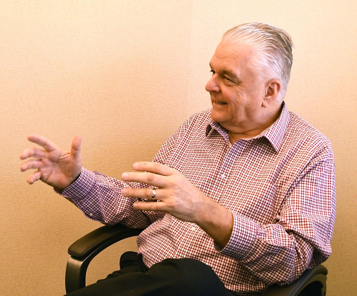 Sisolak promises mental health assistance