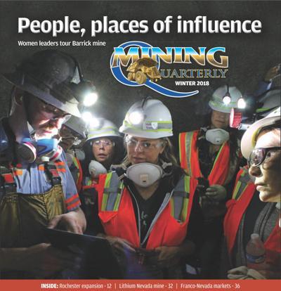 Winter 2018 Mining Quarterly