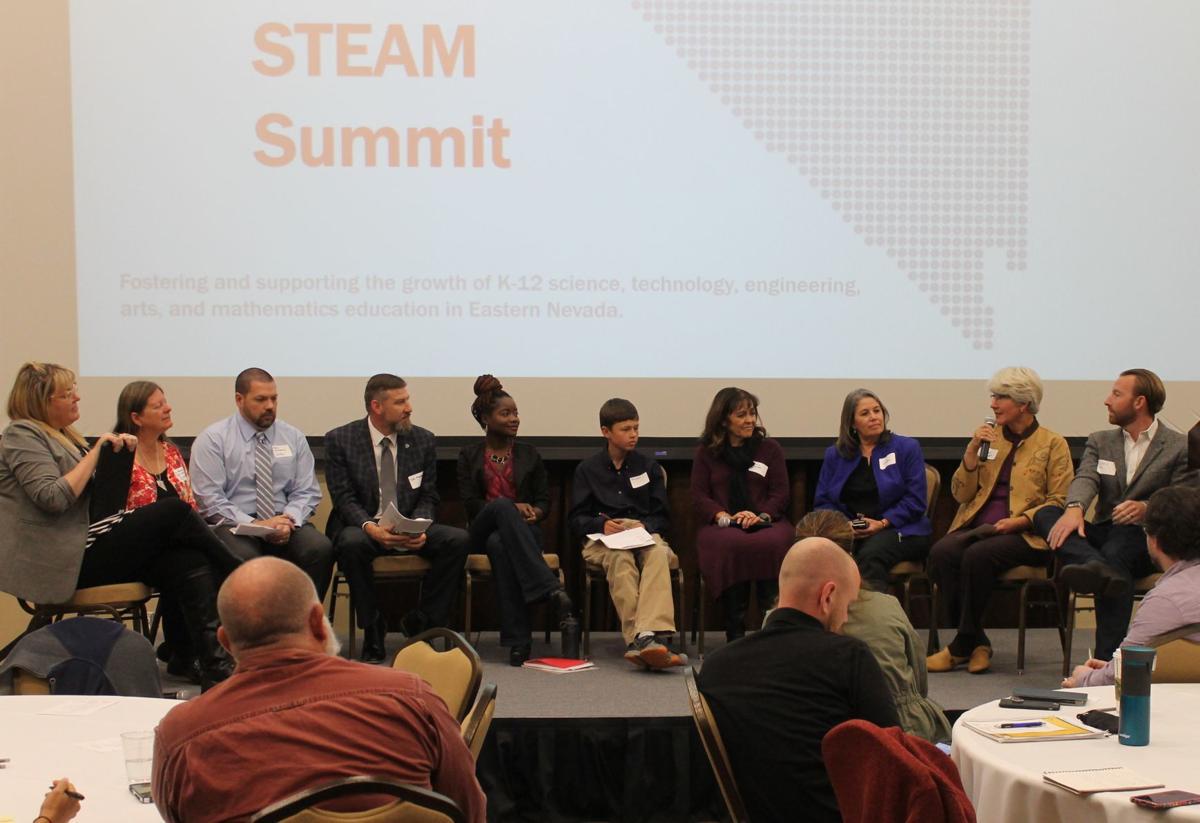 STEAM summit advocates interdisciplinary education