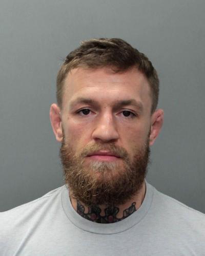 Conor McGregor-Arrest Mixed Martial Arts