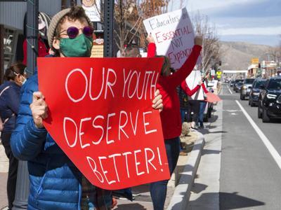 Nevada Legislature-Education