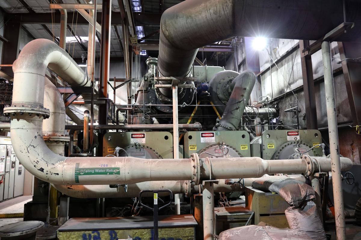 Jerritt Canyon - Joy air compressor