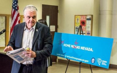 Governor Steve Sisolak