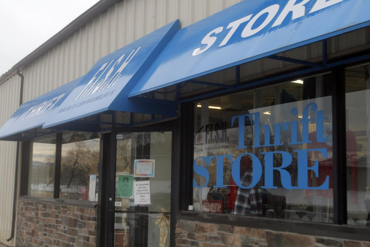 City warming shelter not getting a lot of use local for Fish thrift store