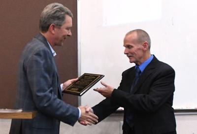 Officer McKown retires after 22 years