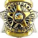 Nevada Highway Patrol badge
