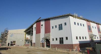 New school buildings in Elko