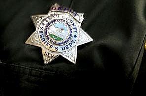 Elko sheriff badge