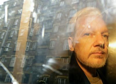 WikiLeaks founder Julian Assange, AP file photo