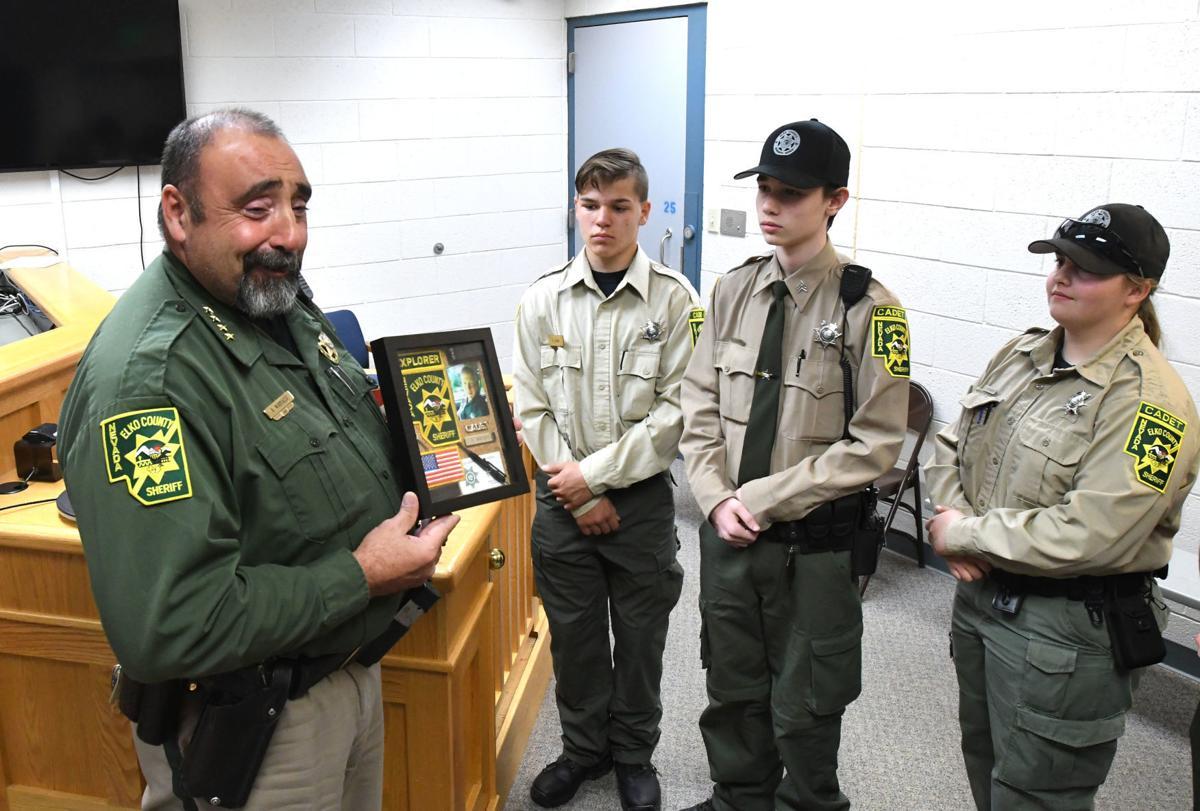 Businessman donates 25,000 towards cadet program