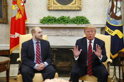 APTOPIX Venezuela Jailed American Trump
