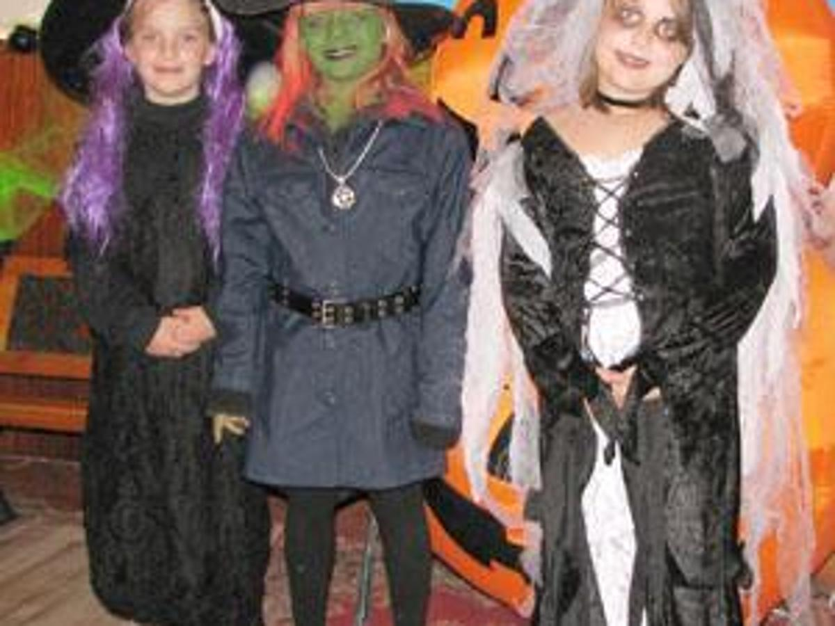 Halloween Parties 2020 Elko Children have frightfully good time on Halloween | Local